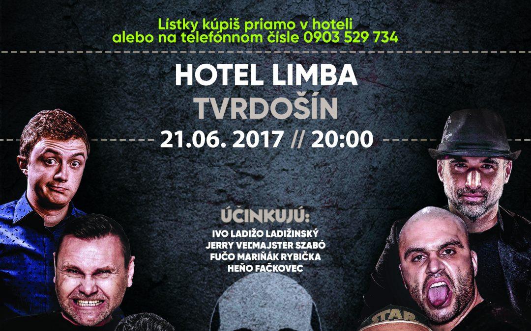 Temné Kecy v Hoteli Limba (21.6.2017, 20:00h.)***